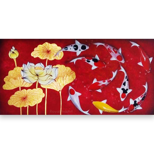 koi fish artwork koi fish paintings on canvas famous koi fish painting chinese koi fish painting koi fish painting feng shui 9 koi fish painting