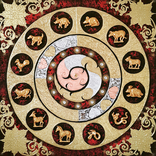famous abstract art thai zodiac famous abstract paintings chinese zodiac art chinese zodiac painting zodiac art zodiac signs art zodiac paintings thai art thai painting thai artwork traditional thai painting