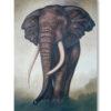 large elephant artwork elephant art elephant canvas painting elephant paintings for sale large elephant wall art famous elephant painting genuine elephant paintings