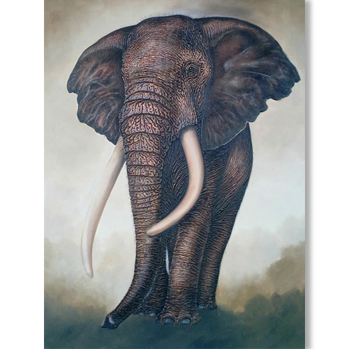 large elephant artwork elephant art elephant canvas painting elephant paintings for sale large elephant wall art famous elephant painting genuine elephant paintings