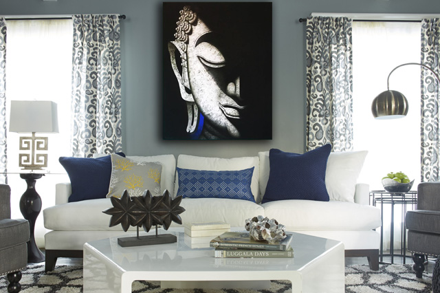 Buddha Decor Home Interior Design Ideas