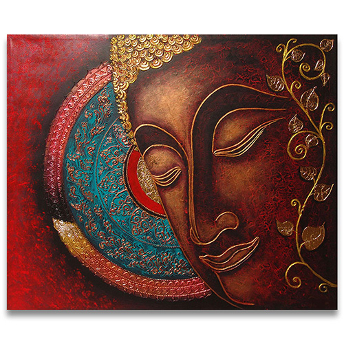buddha painting abstract abstract buddha painting lord buddha abstract paintings buddha painting buddha wall art thai buddha painting thai buddhist art thai buddha canvas art