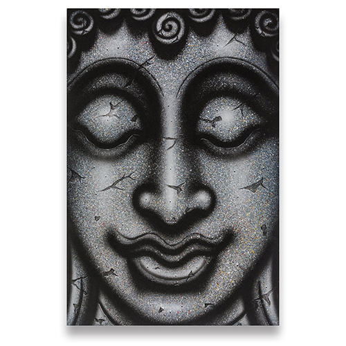 buddha art painting buddha art paintings buddha painting buddha wall art buddha acrylic painting buddha painting black and white black buddha painting buddha face art