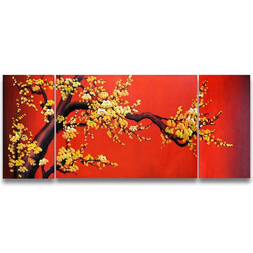 cherry blossom painting cherry blossom tree painting cherry blossom wall art sakura painting japanese cherry blossom painting cherry blossom tree art
