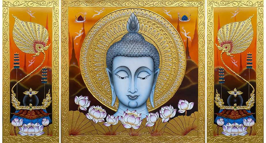 buddha art canvas buddha painting buddha wall art buddha canvas painting buddha artwork buddha canvas art famous thai paintings buddha images