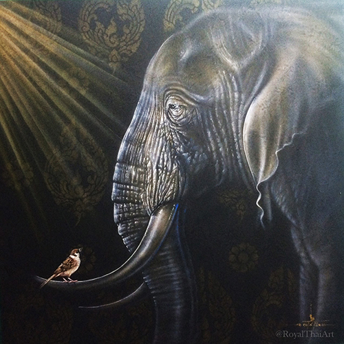 famous elephant painting famous elephant art elephant canvas painting elephant art paintings genuine elephant paintings elephant art pictures large elephant painting