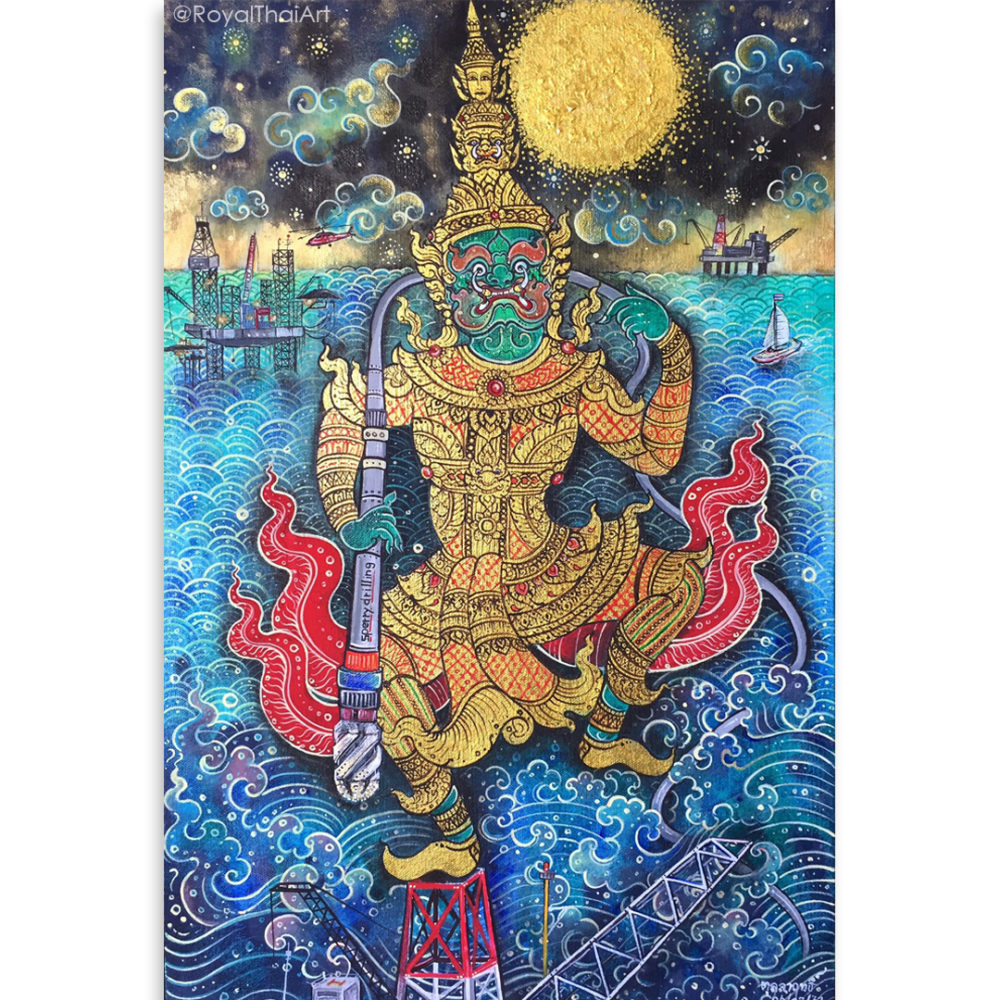 Thai Giant Asian paintings paintings online famous abstract art famous abstract artists buy paintings online famous abstract paintings Thai art oriental paintings Art from Thailand art thailand wall paintings online thailand art oriental decor buy paintings online cheap famous line art Thai painting thailand painting thai decor Thai paintings thailand paintings famous asian art gold leaf thai oriental painting Thai artwork traditional thai art thai art work wall art thailand famous abstract traditional thai paintings