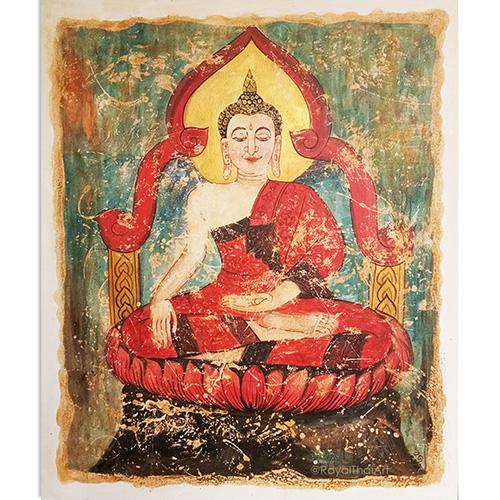 meditating buddha painting meditating buddha art buddha paintings for living room gautam buddha painting buddha canvas art painting buddha paintings for sale
