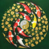 yin yang koi fish artwork koi fish painting feng shui famous koi painting koi painting acrylic goldfish painting koi fish wall art feng shui famous koi fish painting
