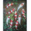 butterfly koi painting butterfly koi fish painting koi fish paintings for sale koi fish paintings on canvas japanese koi painting lucky koi fish painting nine koi fish painting