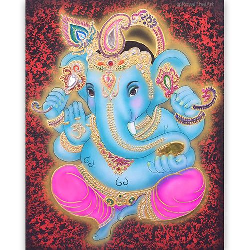 ganesha oriental art ganesha painting abstract ganesha ganesh painting ganesh wall art ganesha abstract painting ganesha canvas painting lord ganesha