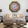 goldfish painting goldfish art chinese goldfish painting 3d goldfish thai art Asian paintings oriental paintings buy art online in thailand