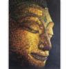 feng shui buddha face painting buddha images buddha painting buddha art thai buddha thailand buddha buddha wall art buddha picture buddha decor buddha canvas painting