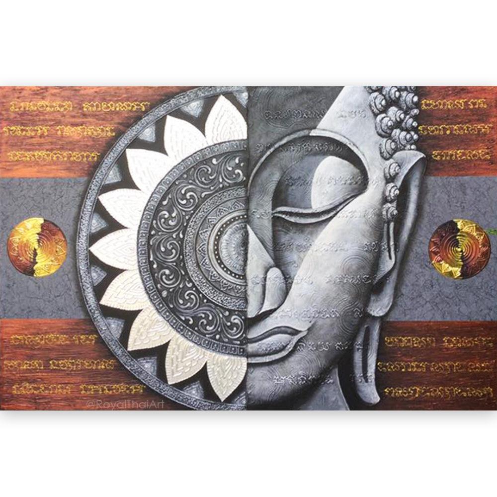abstract buddha art buddha images buddha painting buddha art thai buddha thailand buddha buddha wall art buddha picture buddha decor buddha canvas painting