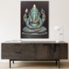 lord ganesha wall art home decor