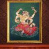 hanuman lord hanuman hanuman god hanuman story hanuman monkey god hanuman art hanuman ramayana thai art thai painting thai artwork thai wall art traditional thai art