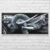 buy elephant acrylic painting elephant painting elephant art elephant wall decor elephant canvas elephant artwork elephant canvas painting