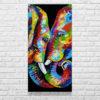 buy elephant art painting elephant painting elephant art elephant wall decor elephant canvas elephant artwork elephant canvas painting