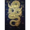 golden dragon painting dragon painting dragon wall art chinese dragon painting japanese dragon painting dragon painting on canvas