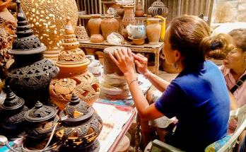 Arts And Crafts Of Thailand Glories Of Cultural Heritage L Royal Thai Art