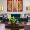 gautama buddha tree painting home decor online