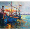 fishing boat painting boat oil painting sailboat oil painting boat paintings by famous artists boat artwork oil paintings of boats in water fishing boat paintings