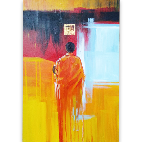 asian monk painting buddhist painting monk painting buddhist monk painting monk art zen buddhist painting buddhist art for sale buddha paintings online