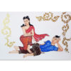 thai massage painting thai painting art thai painting for sale thai painting on canvas thai painting artist thailand wall art most popular painting in thailand