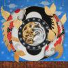 chinese koi painting chinese koi fish painting koi fish chinese painting koi wall art japanese koi fish painting koi fish paintings on canvas koi fish artwork