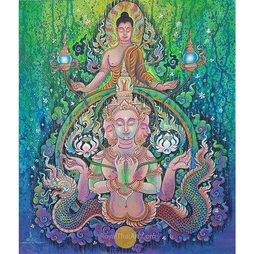 abstract buddha canvas painting buddha paintings for sale buddha art painting buddha paintings for living room buddha abstract painting