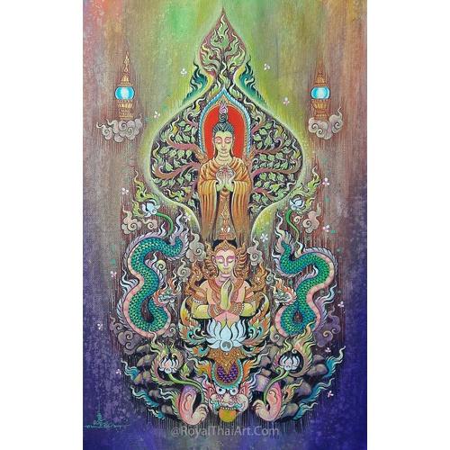 thai buddha canvas wall art buddha painting buddha artwork buddha paintings for sale buddha abstract painting buddha paintings for living room