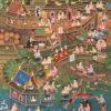 thai culture painting