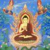 gautam buddha wall art for sale