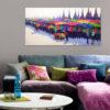 market painting home decor