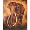 elephant family artwork elephants art elephant wall art elephant canvas painting elephants art elephant art canvas elephant canvas art for sale buy elephant canvas art