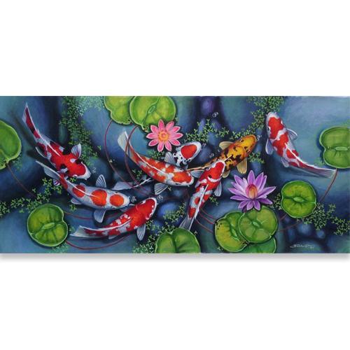 koi pond art koi fish painting famous koi fish paintings on canvas koi fish painting feng shui chinese koi fish painting koi fish art koi painting
