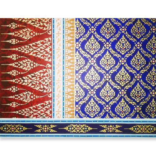 lai thai art painting thai painting thai artwork thai wall art traditional thai art royal thai art thai pattern lai thai thai paintings for sale ancient thai art