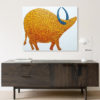 buy buffalo oil painting