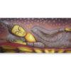 reclining buddha painting lying buddha sleeping buddha painting sleeping buddha images reclining buddha at home leaning buddha paintings for sale buddhist art