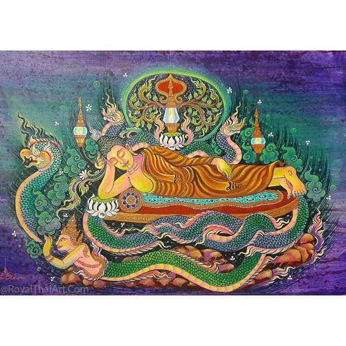 reclining buddha painting buddha wall art buddha canvas painting buddha artwork buddha canvas art buddha oil painting