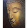 sukhothai buddha face painting 3D buddha wall art buddha paintings for living room buddha paintings for sale buddhist painting buddha poster buddha face