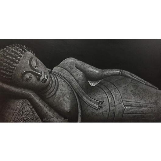 the reclining buddha painting thai buddha painting buddha painting online buddha painting for living room buddha canvas art painting buddhist art for sale