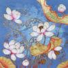 lotus canvas artwork lotus painting lotus art lotus flower art lotus canvas painting lotus oil painting best lotus paintings