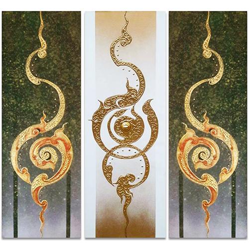 thai style painting thai art thai pattern thai art gallery thailand wall art thailand oil painitngs on canvas traditional art lai thai thai painting thai artwork thai wall art