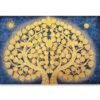 bodhi tree asian art buddha tree asian art asian painting asian wall art buy paintings online affordable art online thai art thai painting for sale