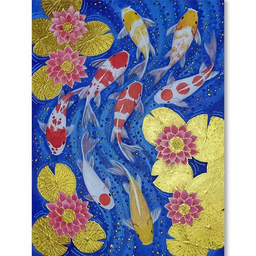 koi carp artwork koi fish painting koi fish art koi painting koi art koi fish paintings on canvas koi painting for sale koi fish artwork famous koi fish artist