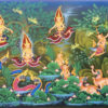 traditional thailand artwork for sale