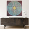 buddhist mandala art for home