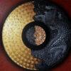 dragon mandala art mandala drawing mandala painting mandala wall art mandala artwork mandala art painting for sale mandala for home 3D mandala art large mandala wall art