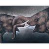 elephant trunk painting famous elephant painting elephant painting for sale elephant oil painting elephant acrylic painting elephant art picture elephant artist elephant art